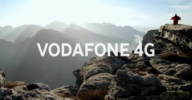 Vodafone heeft 200.000 4G klanten
